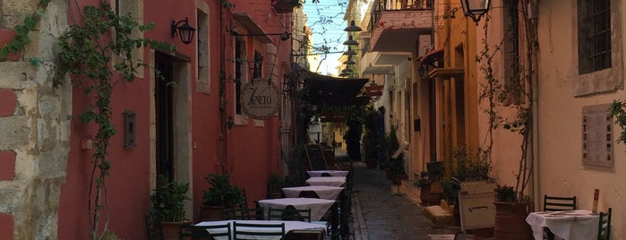Veneto Historic Boutique Hotel is one of Greece.