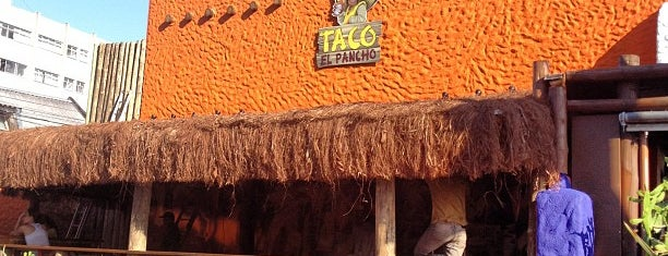 Taco El Pancho is one of Meu lugares.