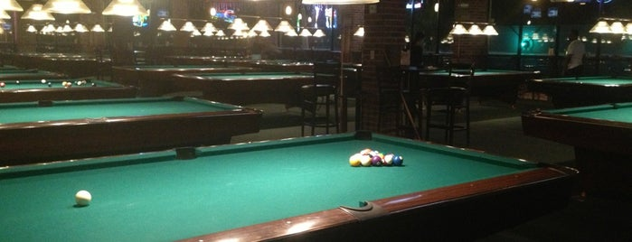 The Billiard Club at The Oasis is one of Miami.