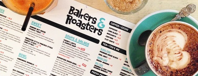 Bakers & Roasters is one of Amsterdam, Netherlands.