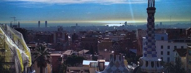 Park Güell is one of Barcelona, baby!.