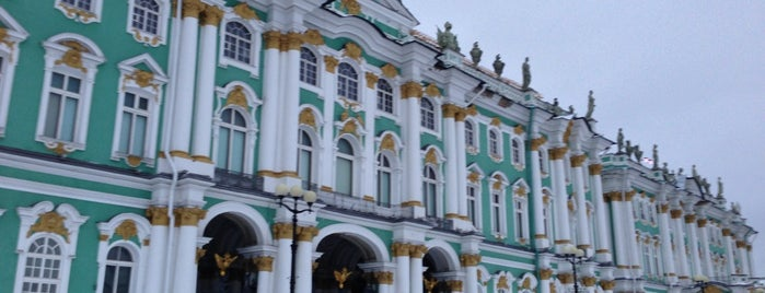 Hermitage Museum is one of Питер / St. P..