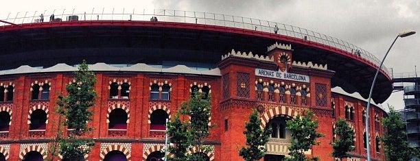 Arenas de Barcelona Multicines is one of Locais curtidos por Estefania.