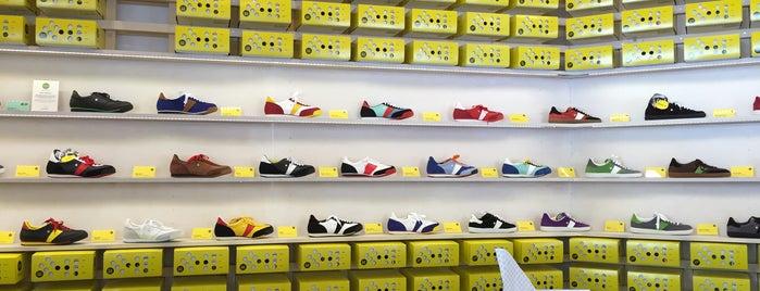 BOTAS 66 store is one of Locais curtidos por Borys.