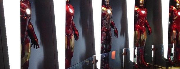 Iron Man Hall of Armor is one of Aljon : понравившиеся места.