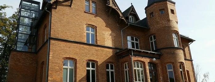 Schlossgut Altlandsberg is one of Brandenburg Blog.