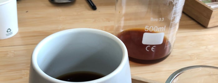 cafeteando is one of Brunch y cafe.
