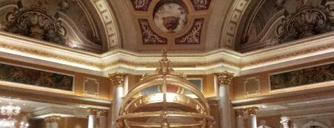 Venetian Resort & Casino is one of Condé Nast Traveler Platinum Circle 2013.