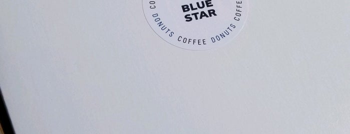 Blue Star Donuts is one of California LA.