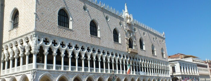 Palazzo Ducale is one of Venecia.