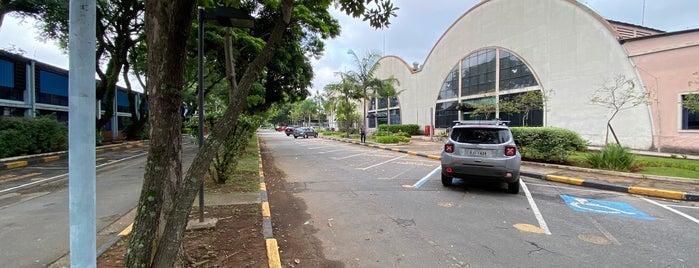 Complexo Ponte Pequena (SABESP) is one of Trabalho.