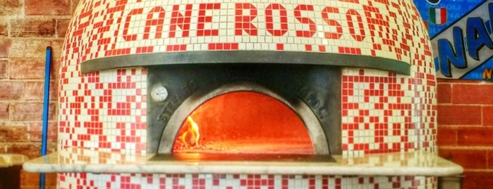 Il Cane Rosso is one of FW Magazine 25 Best New Restaurants 2013.