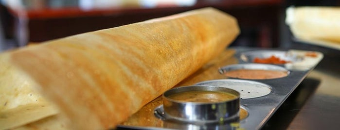 Saravanaa Bhavan is one of Dallas Restaurants List#1.