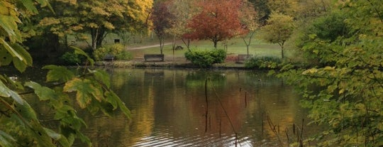 Moseley Park is one of Jamie's Saved Places.