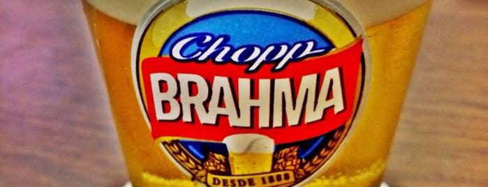 Quiosque Chopp Brahma is one of Gabriel Robertoさんの保存済みスポット.