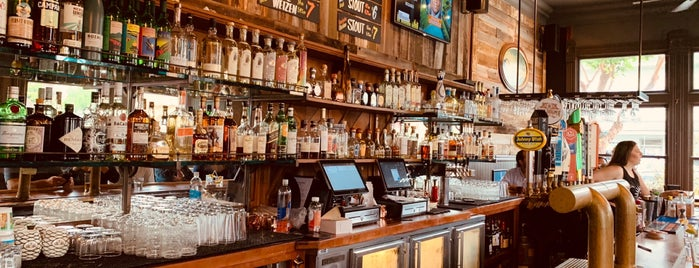 San Benito Ale House is one of Half moon bay.