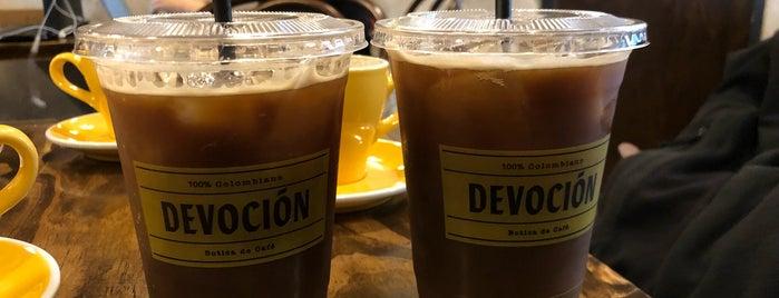 Devoción is one of New York - Coffee.