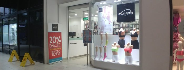 Monarch is one of Comercio.