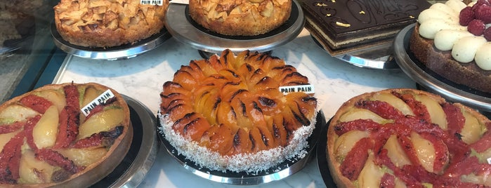 Pain Pain is one of Flan in Paris.