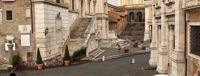 Palazzo Senatorio is one of Rome to do.