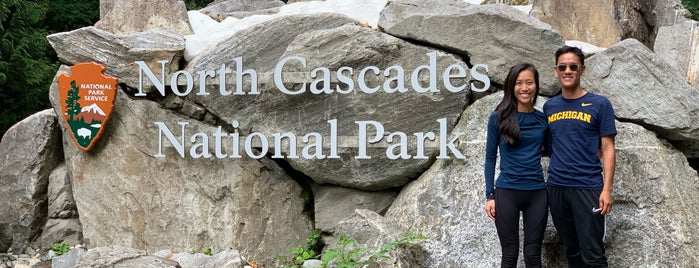 North Cascades National Park Visitor Center is one of Seattle.