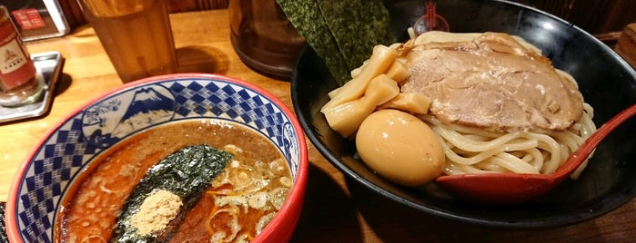 Mita Seimenjo is one of Tokyo.