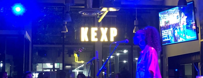 KEXP Gathering Space is one of Daniel'in Beğendiği Mekanlar.