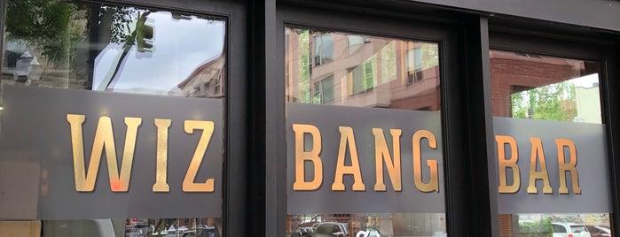 Salt & Straw's Wiz Bang Bar is one of Locais salvos de Caroline.