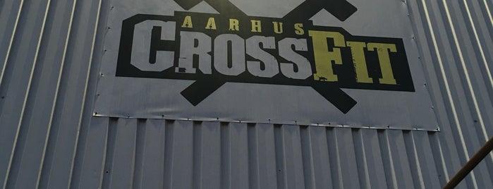 Aarhus Crossfit is one of Søren : понравившиеся места.