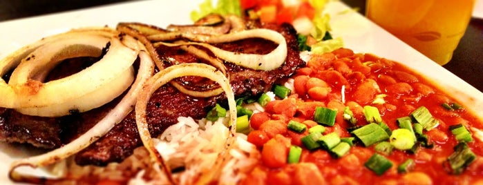 Brazilian Bowl Grill is one of Restaurant.