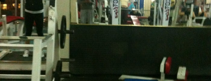 Olimpo Gym is one of Fatimaさんのお気に入りスポット.