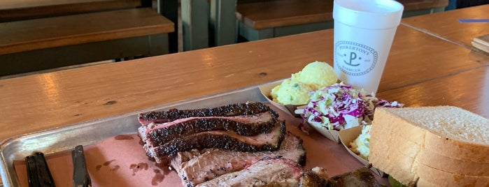 Pinkerton's Barbecue is one of Hey-o Houston.