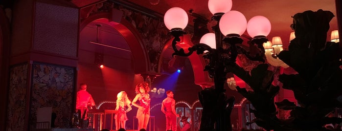 Mayfair Supper Club is one of Viva Las Vegas.