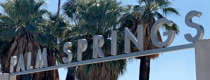 City of Palm Springs is one of Things to See.