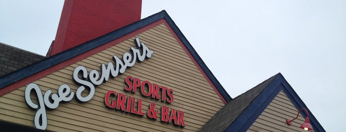 Joe Senser's Sports Theater is one of Minnesota Thrillst.