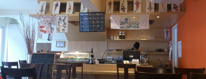 SushiMaru is one of Locais salvos de Edward.
