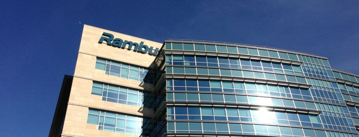 Rambus Inc is one of Silicon Valley Companies.