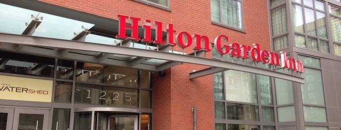 Hilton Garden Inn is one of DC.