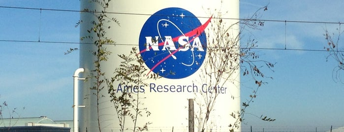 NASA Exploration Center - Ames Visitors Center is one of San Francisco.