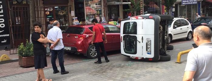 Akdeniz Kız Öğrenci Yurdu is one of Posti che sono piaciuti a Goksu.