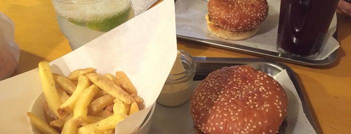 Burger Heroes is one of MSK lovetoeat.