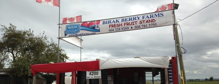 Birak Berry Farm is one of Mint 님이 좋아한 장소.