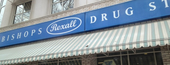 Rexall Bishop's Drugs is one of Rexall Pharma Store (2/2).