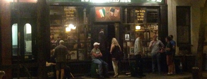 McSorley's Old Ale House is one of NYC Bars and Nightlife.