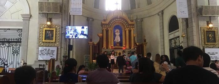 Malate Church is one of Filipinler-Manila ve Palawan Gezilecek Yerler.
