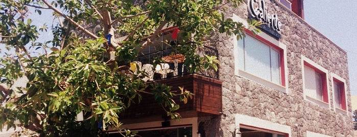 Caliente Cafe & Restaurant is one of Bodrum.