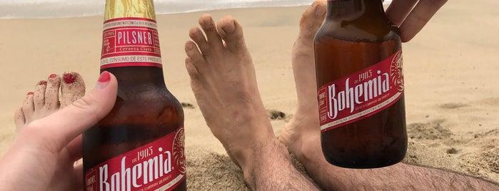 Playa San Pedrito is one of Baja California.