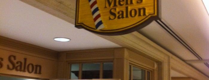 The Men's Salon is one of Toronto.