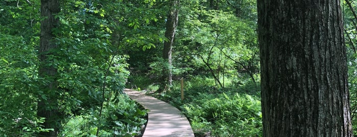 Jane E. Lytle Memorial Croton Arboretum is one of Keith's Liked Places.