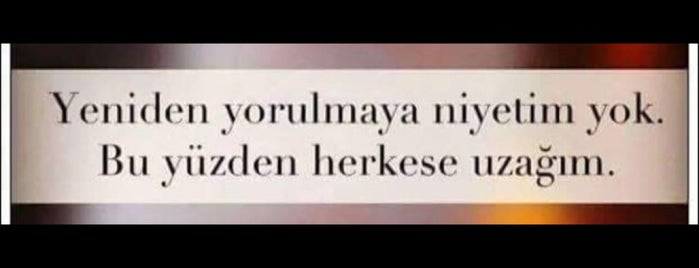 Yıldız is one of Gittiğim Yerler.